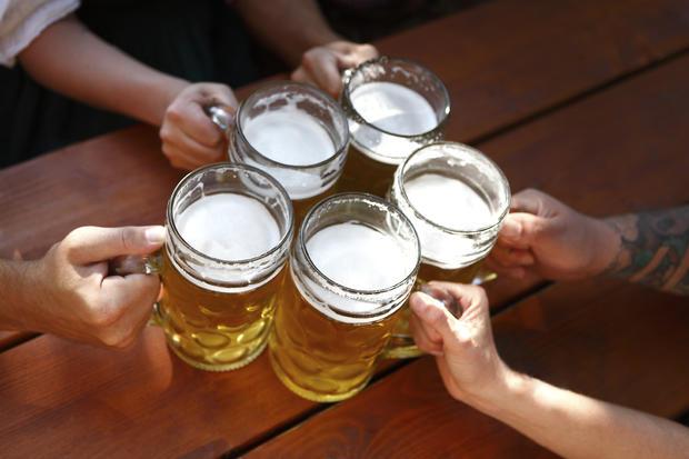 20 drunkest cities in America
