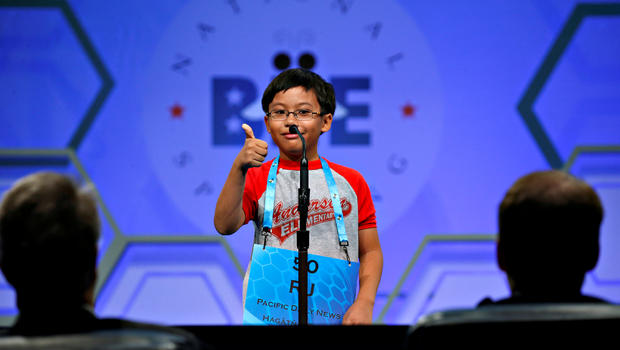 2016 National Spelling Bee