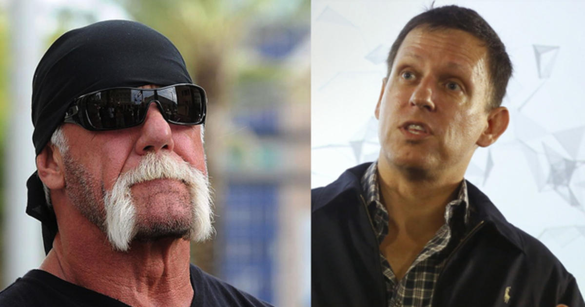 Peter Thiel and Hulk Hogan tag-teamed Gawker, and other MoneyWatch headlines