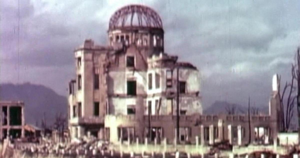 Hiroshima bomb site still radioactive dating 4