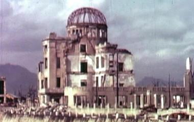 Rare video shows Hiroshima after atomic bomb