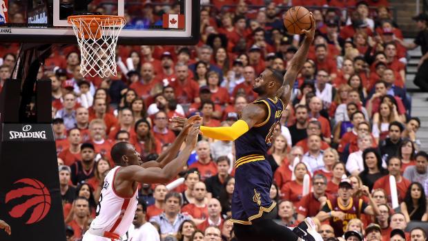 Cleveland Cavaliers reach second straight NBA Finals - CBS ...