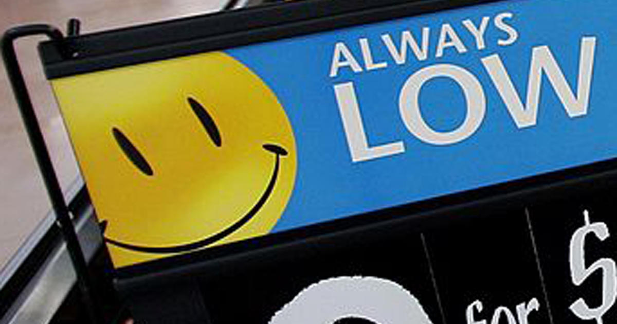 Why Walmart Is Bringing Back The Smiley Face Cbs News