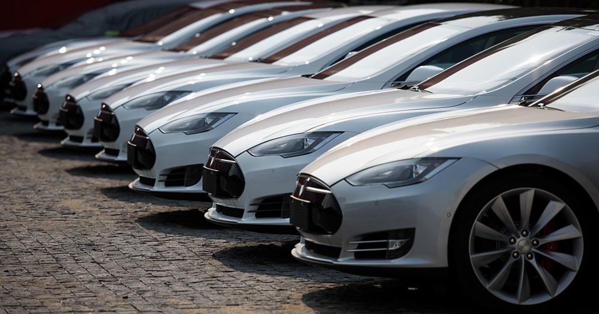 Tesla denies safety problems with Model S suspensions ...