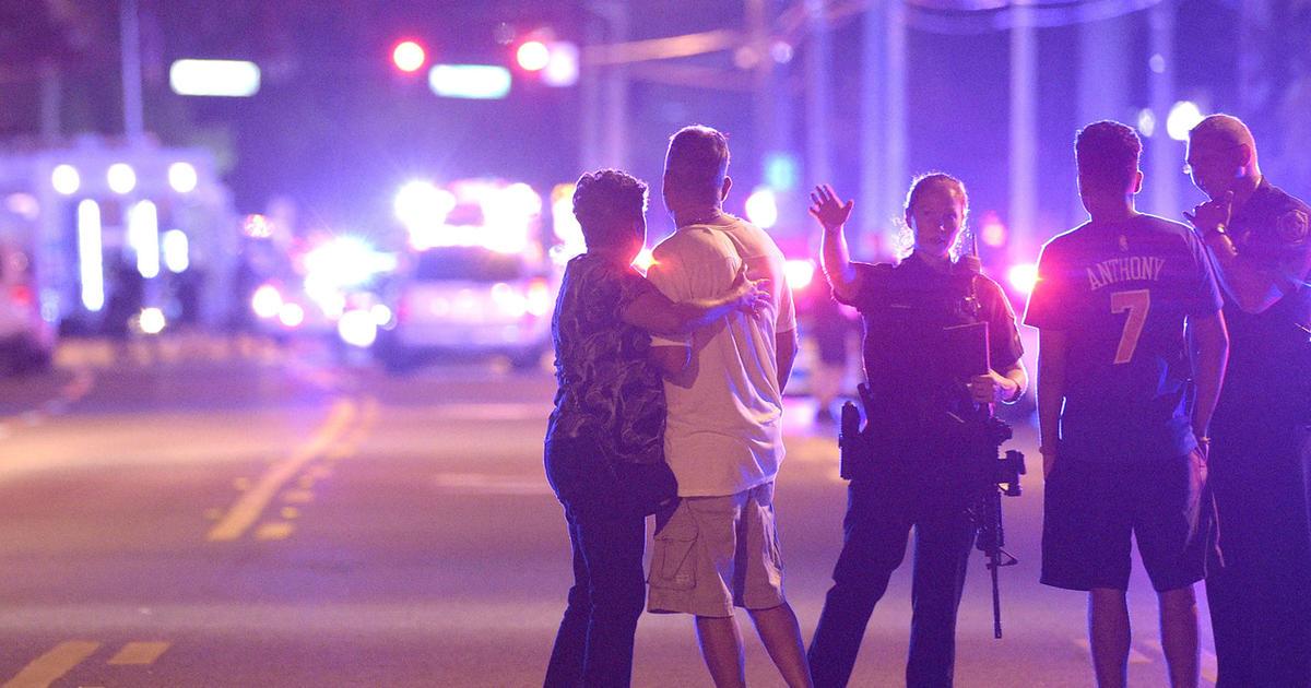 Mass Shooting At Orlando Gay Club Pulse The Latest CBS News