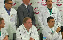 "A ""surreal"" experience: Heroic doctors describe saving Orlando shooting victims"