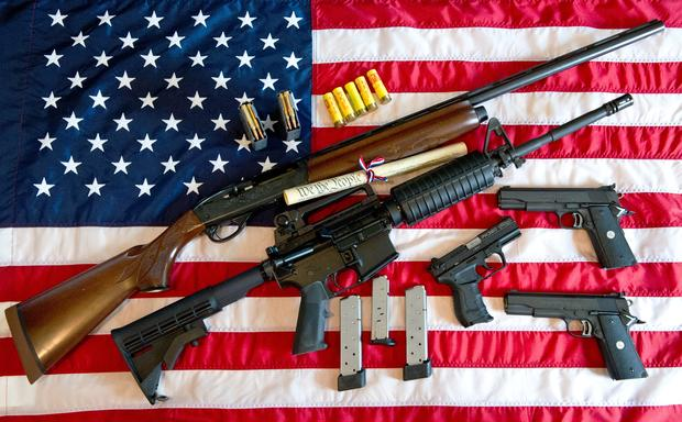 Why the AR-15 is America's gun