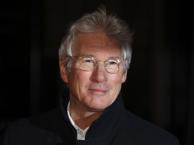 Richard Gere: Actor, humanitarian