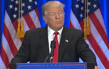 Donald Trump slams Hillary Clinton on the economy
