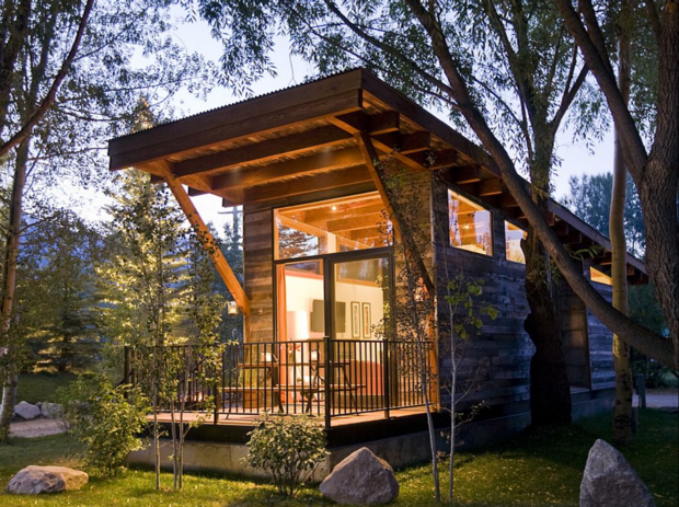 Marvelous Try Before You Buy 10 Tiny Homes To Rent On Vacation Cbs News Home Interior And Landscaping Ologienasavecom
