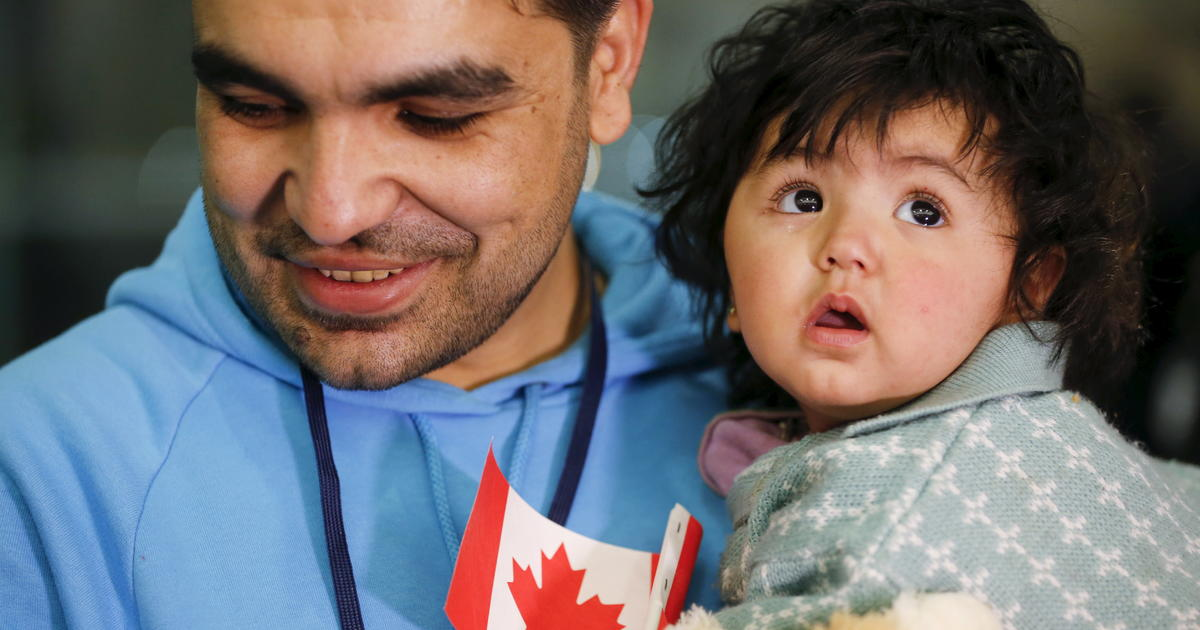 """Canada's """"different approach"""" towards Syrian refugees"""