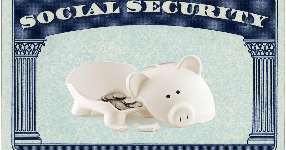 Lets Debunk This Social Security Myth Cbs News