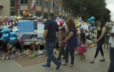 Dallas looks ahead in wake of deadly police shootings