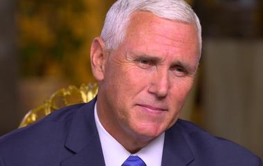 Mike Pence on waging war against radical Islam