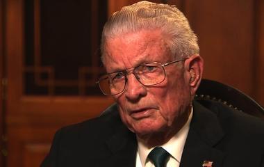 Vietnam War vet Charles Kettles on what the Medal of Honor means
