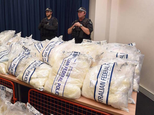 21 tons of cocaine - 1989 - 17 massive drug busts - Pictures - CBS News