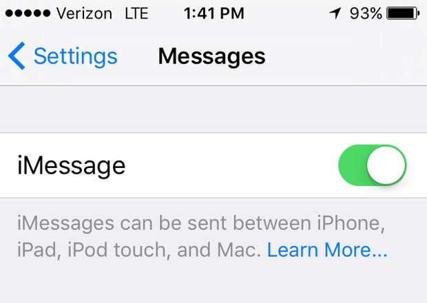 Your iPhone or Mac could be hacked with an iMessage - CBS News