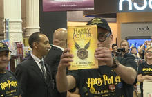 Harry Potter fans celebrate new book based on play