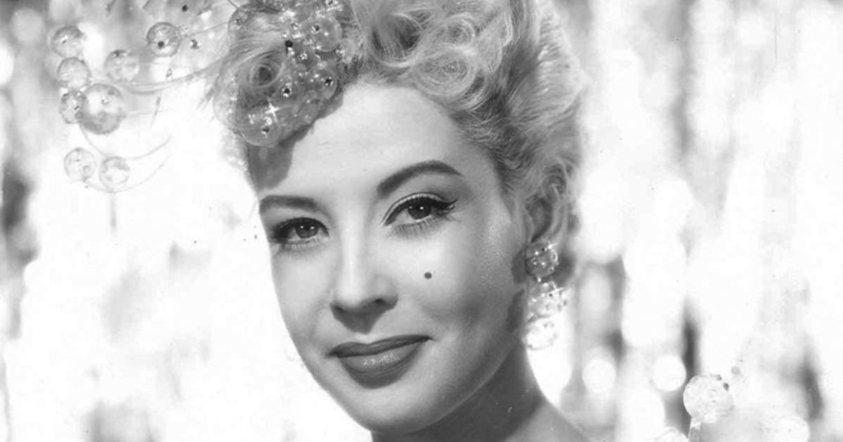 Body Shop Tallahassee >> Gloria DeHaven, star of 1940s, '50s films, dead at age 91 - CBS News