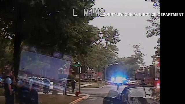 Chicago Police Shooting Bodycam Video - CBS News