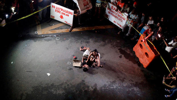 Philippines President Duterte on vigilante drug war: