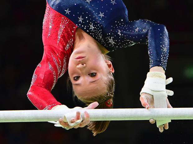 Meet the USA women's gymnastics team