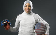 Where Olympic fencer Ibtihaj Muhammad got her start