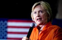 Trump ties Clinton to Iranian scientist's execution