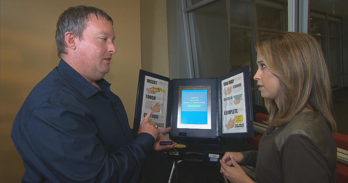 Hacker demonstrates how voting machines can be compromised - CBS News