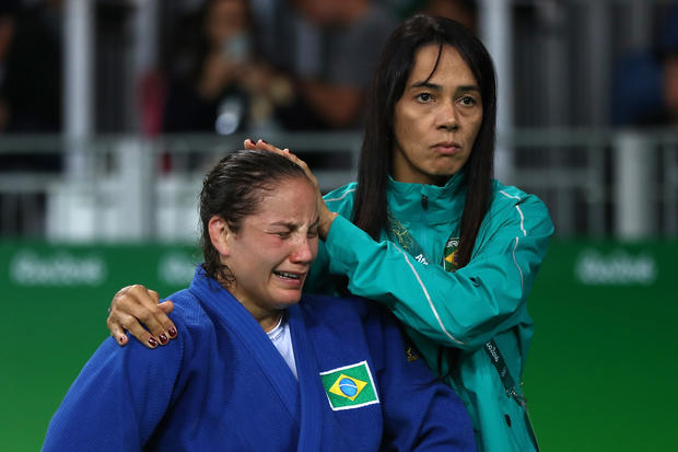 Awesome Olympic faces