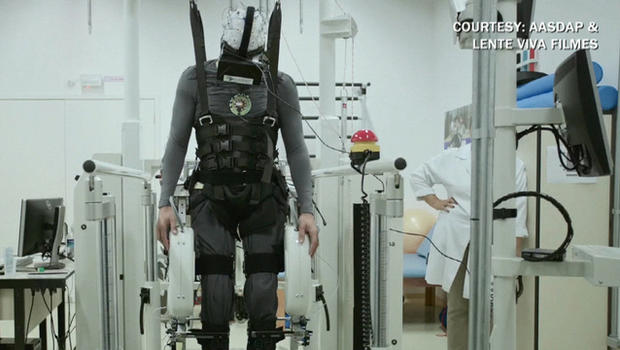 New technology helping patients with paralysis
