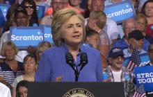 Clinton, Biden go after Trump's anti-terror plan