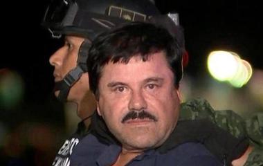 """El Chapo's"" son kidnapped"