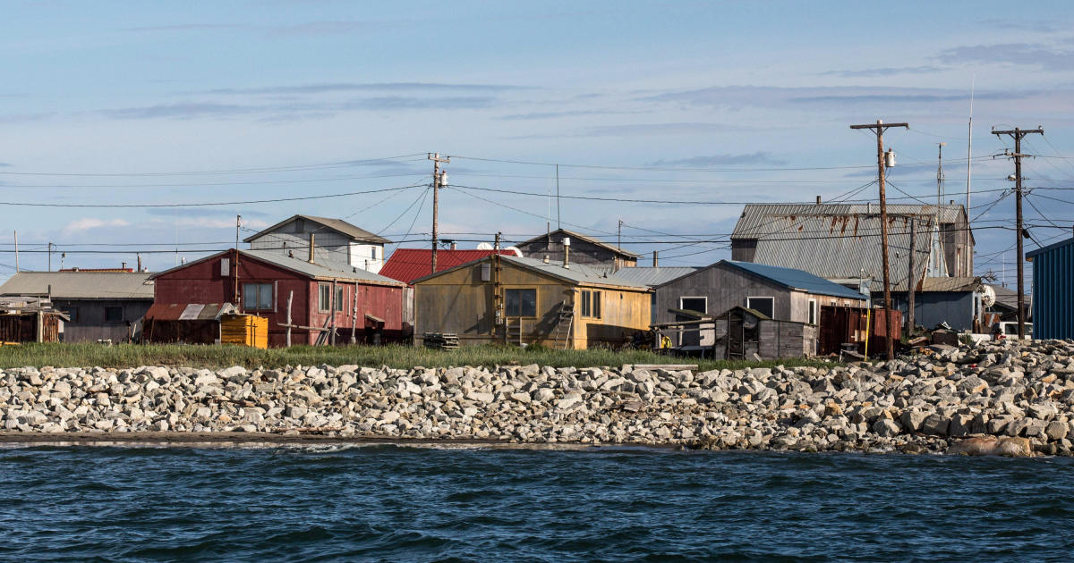 Climate Change Prompts Shishmaref Alaska To Vote For