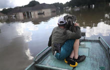 Deadly flooding in Louisiana
