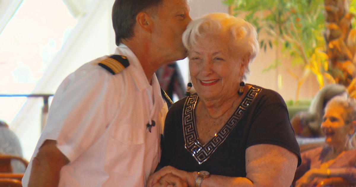Senior dating cruises