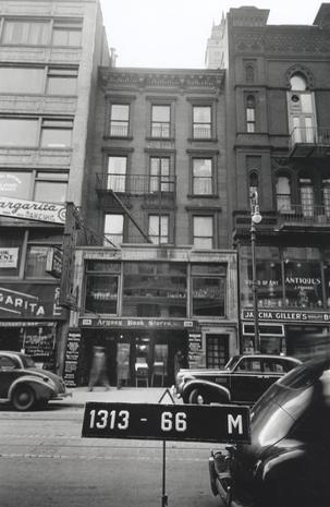 Manhattan's hidden bookstore
