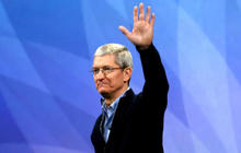Tim Cook reaches 5 years as Apple's CEO