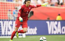 Did Hope Solo's punishment fit her crime?