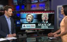 Trump and Clinton trade blows over bigotry