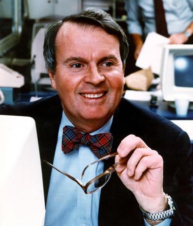 CBS Newsman Charles Osgood