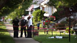 Chicago's alarming gun violence