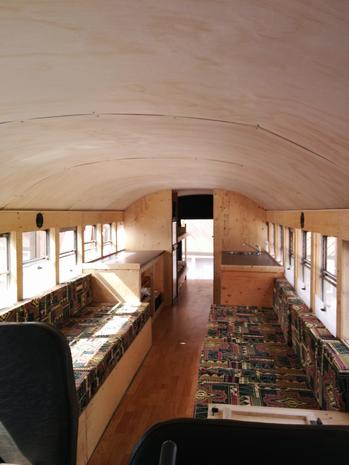9 Bus Homes That Are Way Too Cool For School