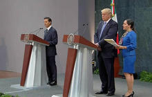 Full Speech: Trump speaks in Mexico after meeting with president