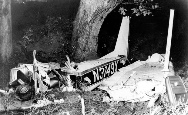 Image result for rocky marciano plane wreck images