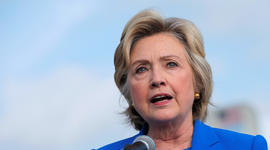 Where does Hillary Clinton stand?