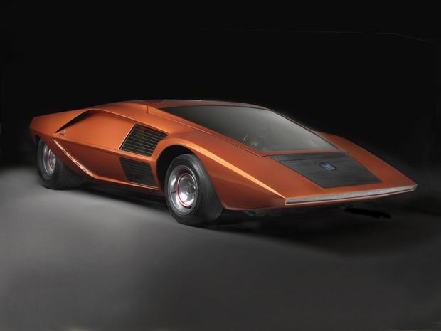 Bellissima! Stunning Italian car designs