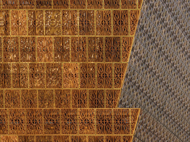 Latticework National Museum Of African American History And