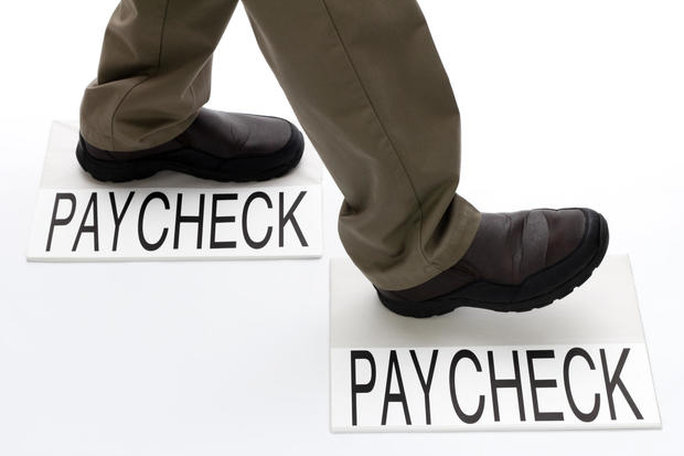 5 steps to stop living paycheck to paycheck