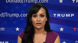 Donald Trump spokesperson Katrina Pierson on David Duke's support